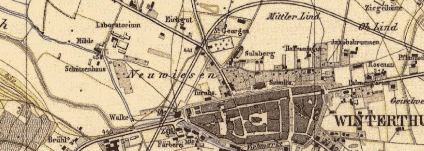 Quartier Neuwiesen